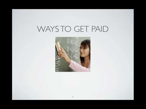 Learn How to Create a Passive Income Teaching Online (INTRO)