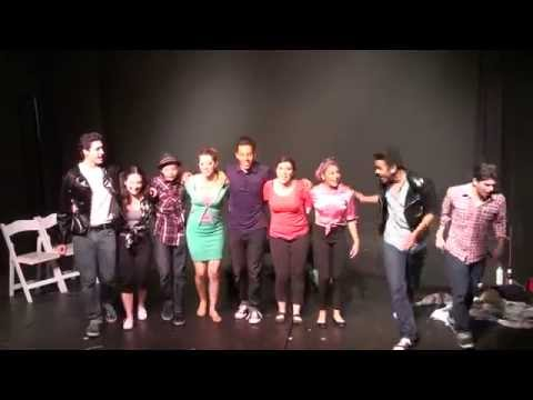 Grease @ Ribet Academy, May 2014 - 06/02/2014