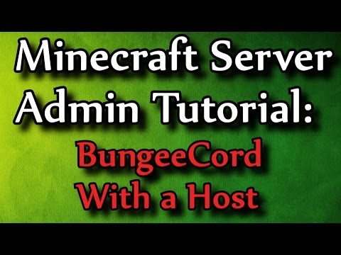 Minecraft Admin How-To: BungeeCord with a Hosting company