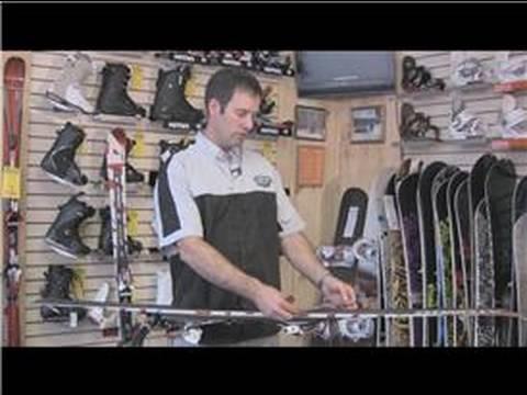 Выбираем снаряжение для катания на горных лыжах