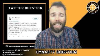 Dynasty Fantasy Basketball - Valuing For Dynasty Versus Redraft | LOCKED ON FANTASY BASKETBALL