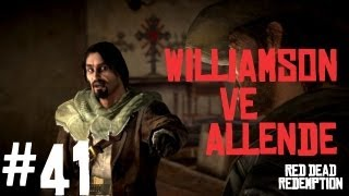 Red Dead Redemption - Bölüm 41 - Williamson ve Allende (PS3/X360) [HD]