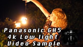 Review By Richard - Panasonic GH5 unedited ISO6400 4K sample video