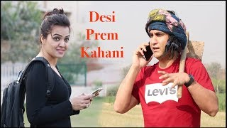 Desi Prem Kahani - Valentines's Day special - | Lalit Shokeen Films |
