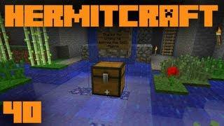 HermitCraft E40: Thanks Generikb! [Prank]