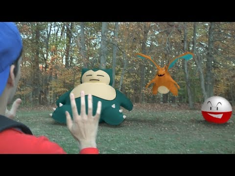 Real Life Pokemon Adventure video
