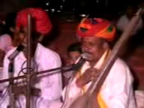 Marwari Bhajan (singer- Mohan Lal Bhatnagar) video