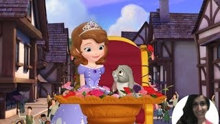 Sofia The First - I'm Not Ready To Be A Princess - Music Video - HD 2014 Video cartoon (Review)