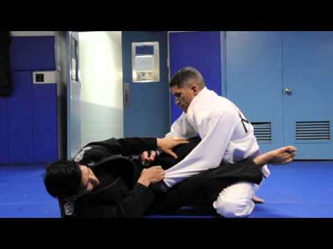 CLOSED GUARD: Scissor Sweep, Push Sweep and Spider Guard Sweep with Kris Kim Image 1