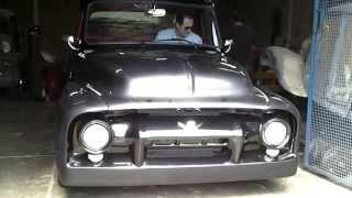 1954 Ford F100 V8 302