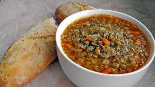 Download Lagu Greek Lentil Soup - Fakes - Vegan Vegetarian Recipe Gratis STAFABAND