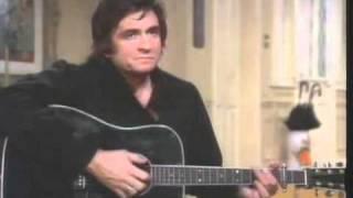 Johnny Cash Columbo ACTING (en français)