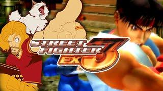 download lagu Bison Will Fall: Street Fighter Ex3 - 'original Mode' gratis