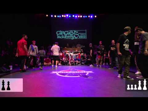 Checkmate 2013 Final - the Ruggeds vs the Squadron