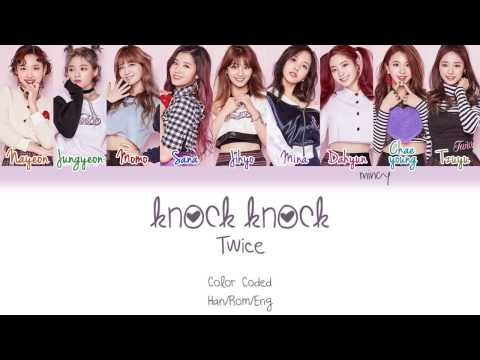 Twice (트와이스) - Knock Knock (Color Coded Han|Rom|Eng Lyrics) | Mincy