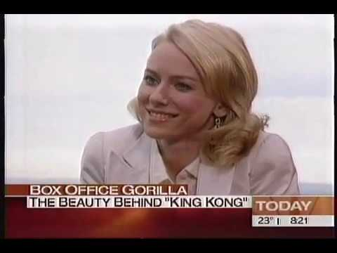 Naomi Watts on The Today Show with Matt Lauer (November 30, 2005)