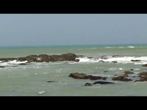 [HD] Tip of INDIA where Bay of Bengal,Arabian sea and Indian Ocean meet !