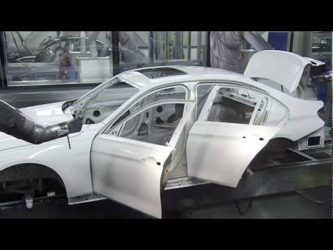 ■BMW 3 Series Production BMW Munich Plant Full HD 1080i
