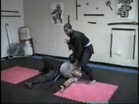 Ninjutsu Grappling and Ground Techniques Image 1