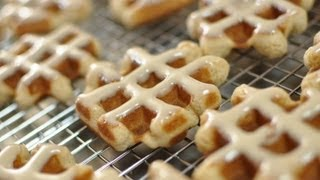 How to Bake Cookies with Your Waffle Iron