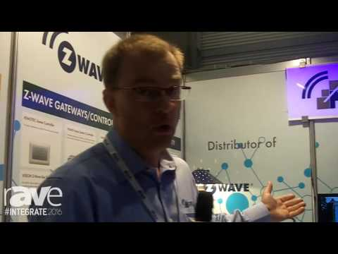 Integrate 2016: Digital Home Systems Exhibits Z Wave Alliance for Smart Home Systems