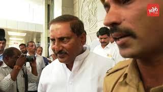 Former CM Nallari Kiran Kumar Reddy Pays Tribute to Anam Vivekananda Reddy