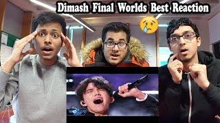 Dimash's Final World's Best Performance Reaction