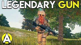 LEGENDARY GUN - PLAYERUNKNOWN'S BATTLEGROUNDS