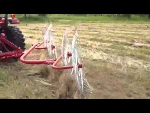 Vicon wheel rake 2 (Gwinnfarm)