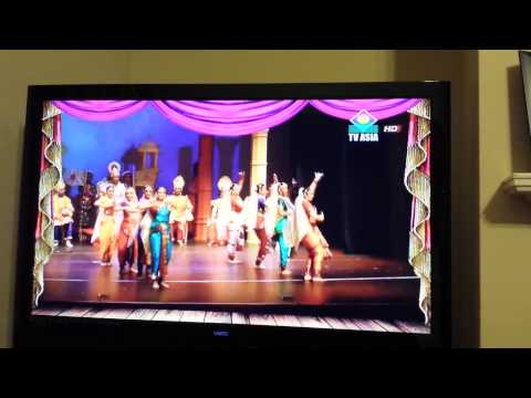 Jvb Houston Raja Harishchandra - Tv Asia News Coverage video