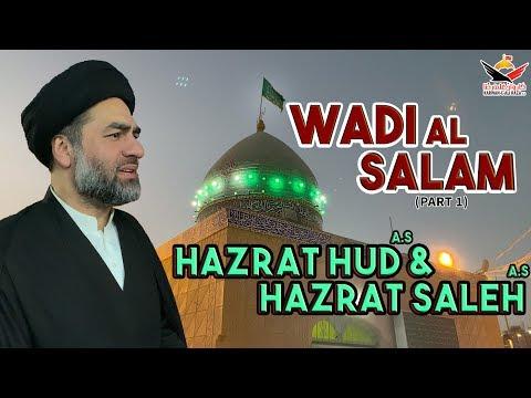 Spiritual Journey | EP11 | Wadi Al-Salam P1 | Hazrat Hud a.s & Hazrat Saleh a.s | Najaf | June 2019