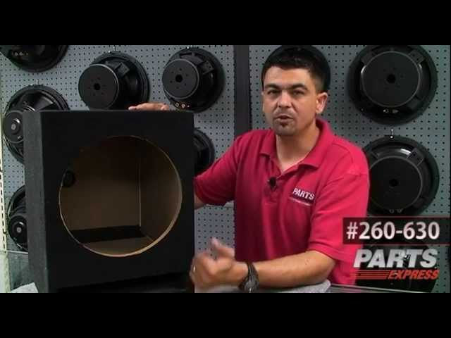 Analyzing Goldwood Speaker Box w/ Bass Box Pro 6