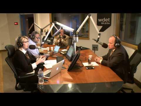 WDET Detroit Today: Mayor Mike Duggan