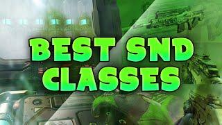BO3 BEST SnD CLASSES - 2/6/16 - Post M8A7 & Vesper Nerf