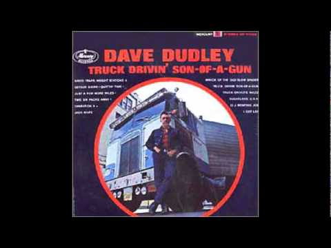 Dudley, Dave - Just A Few More Miles