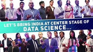 You belong to Data Science Congress 2018