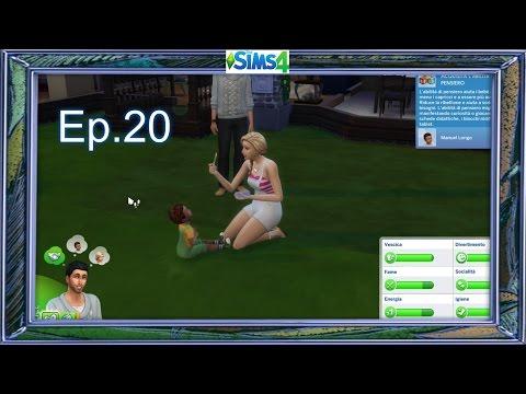 The Sims 4 - Gameplay ITA - Ep.20