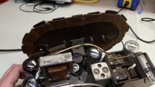#13: Emerson tube radio restoration, part 1