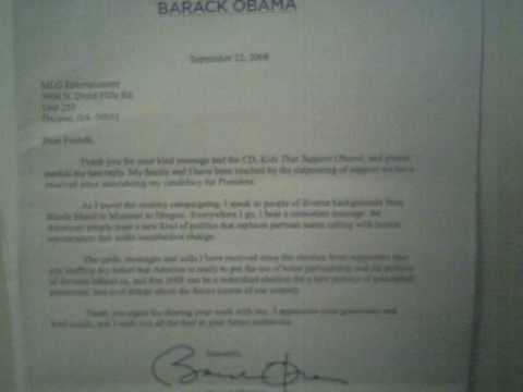 Barack Obama winning victory song and written to MLG Entertainment.Ringtone text 772006 to 69937