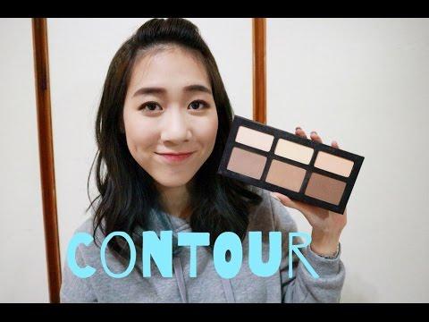 『教學』修容分享(步驟+推薦產品)l How to Contour