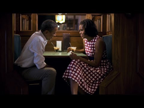 Happy 20th Anniversary Barack and Michelle