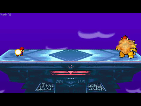 Adventures in Onett #250 - Mario Vs. Bowser Part 1