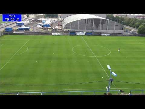 Přímý přenos utkání Teplice - Litoměřicko (11.7.18)
