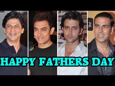 Watch Hottest Dads of Bollywood: Father's Day SPECIAL