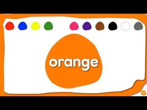 Learn Colors!   Preschool Chant   ELF Learning