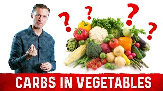The Lowest and Highest Carb Vegetables are...