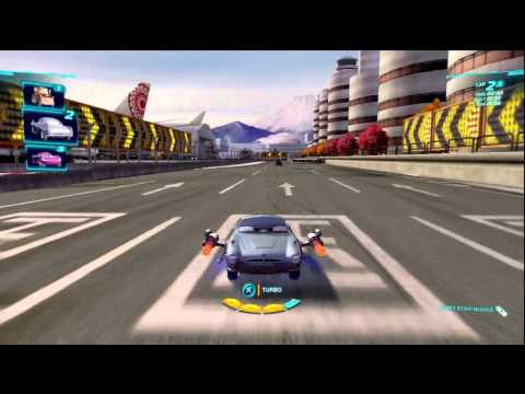 Cars 2 gameplay - battle race  - gram.pl
