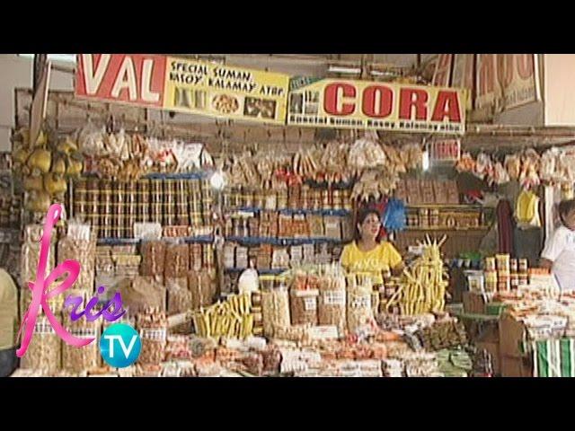 Kris TV: Antipolo's Pasalubong Center
