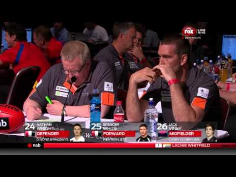 2012 AFL Draft - Complete Coverage