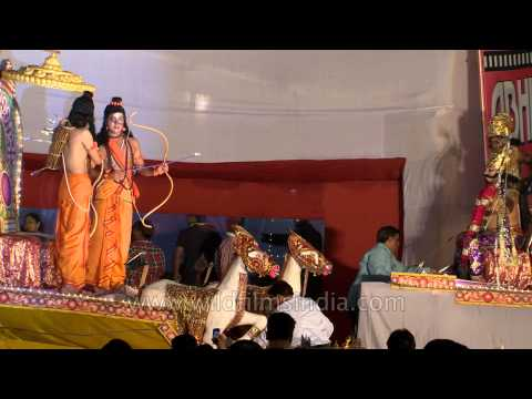 Lav Kush Ramlila - One Of The Oldest In Delhi video
